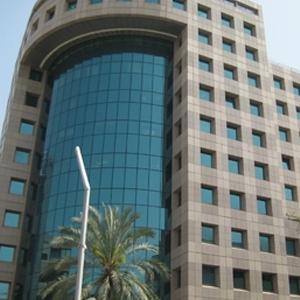 במתחם הבורסה רמת גן להשכרה משרדים