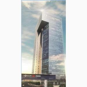 פרוייקט חדש בבניה במתחם הבורסה רמת גן